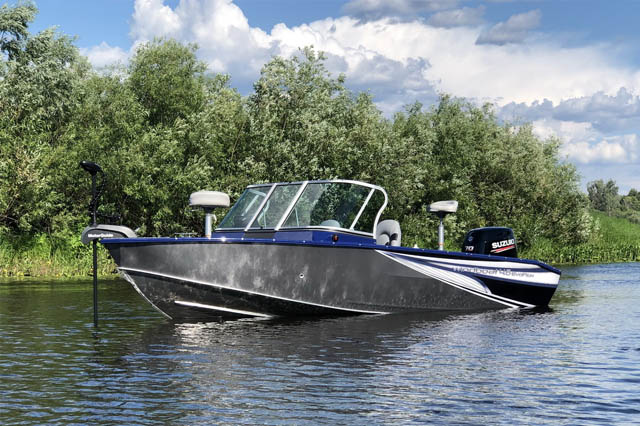 Лодка Windboat 4.6DC EVO Fish
